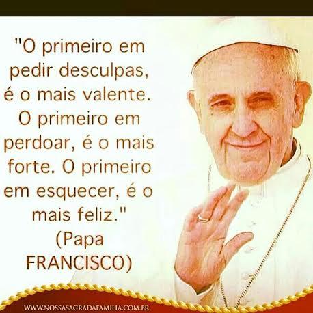 Resultado de imagem para perdão Papa francisco