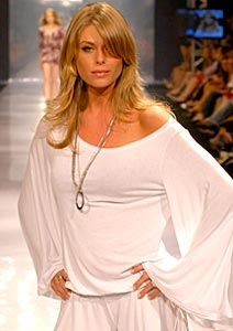 Caroline Bittencourt � destaque no Floripa Fashion